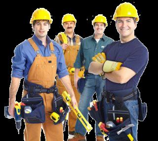 бригада мастеров по ремонту