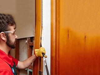 демонтаж двери